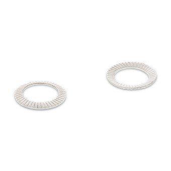 Art. 9093 A2 S 4 Шайба контактная, тип S стопорная, коническая, зубчатая